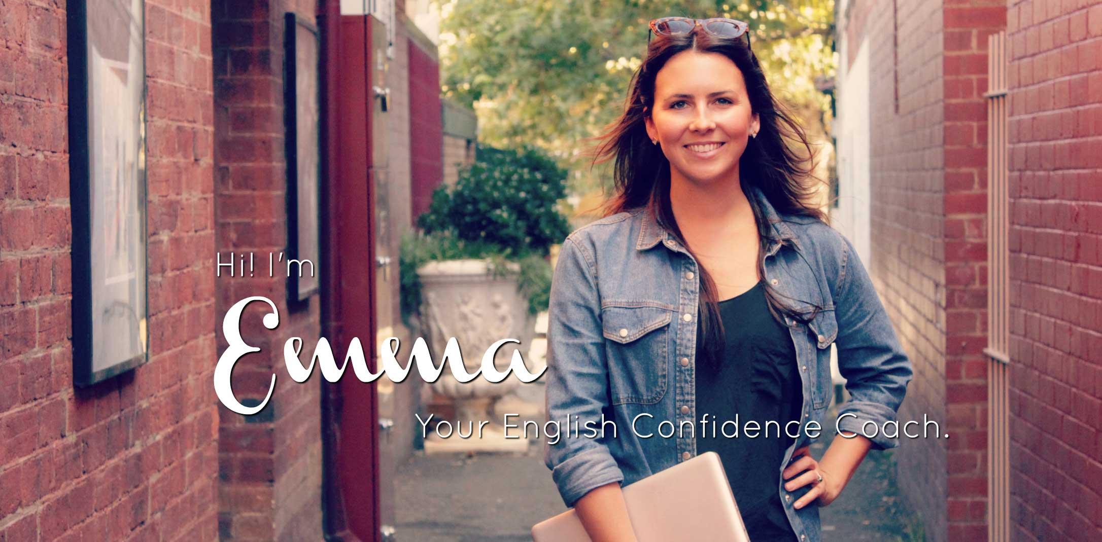 Emma - Your English Confidence Coach