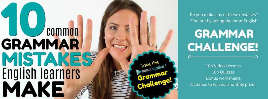 TOO & ENOUGH | English Grammar Lesson | mmmEnglish