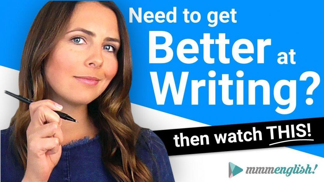 Write Better in English ✍️ Teacher's Tips!