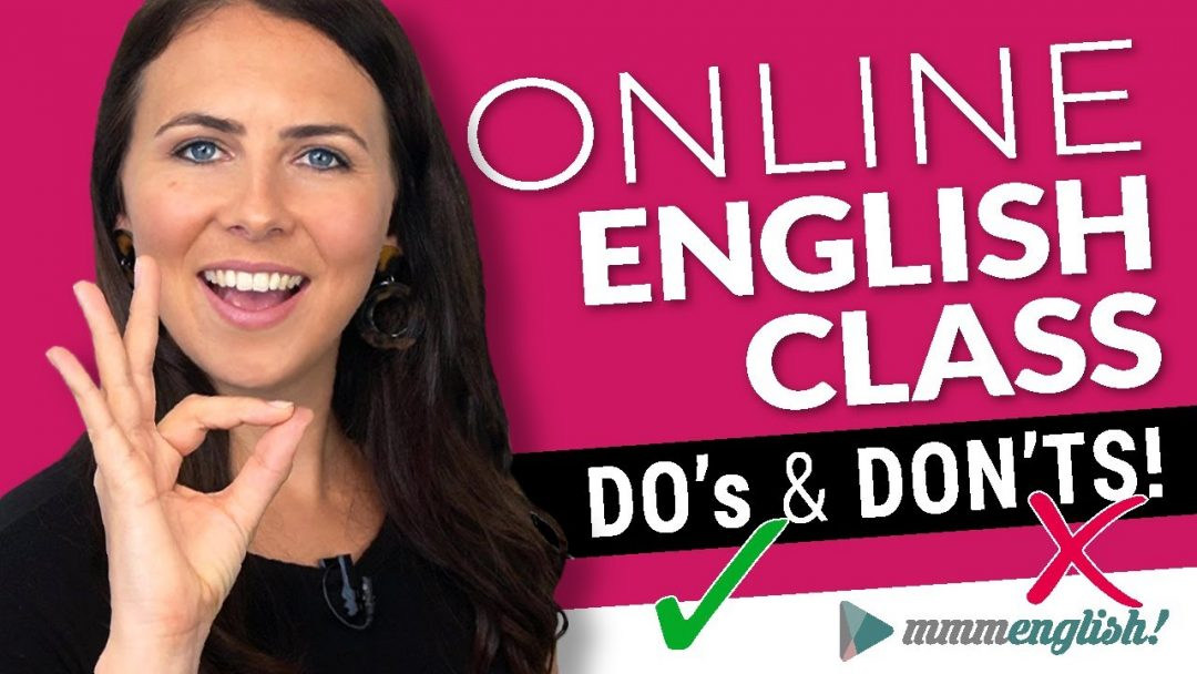 ONLINE English Class | How To Prepare For Your Lessons!