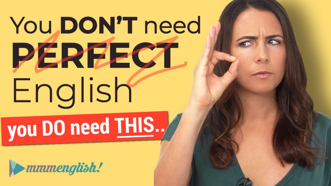 Perfect English 🙅‍♀️ Stop Procrastinating & Start Speaking!