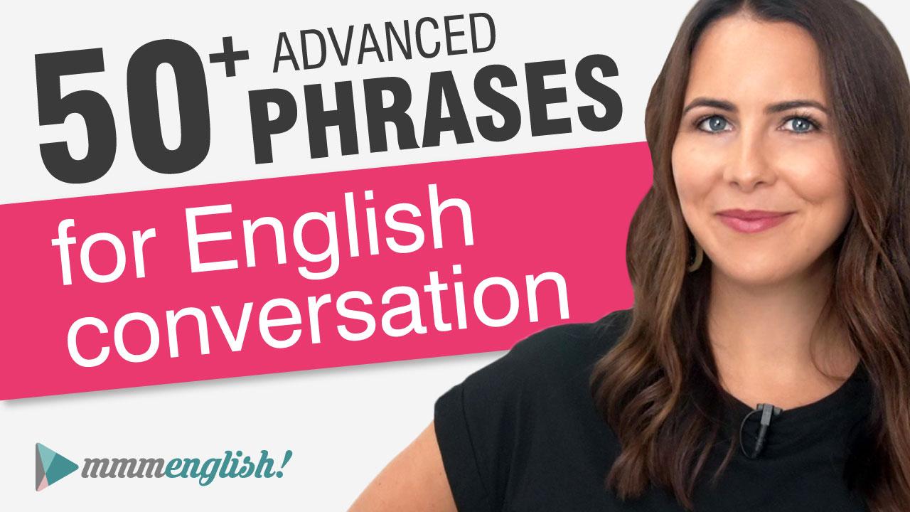 Learn Fluent English Conversation