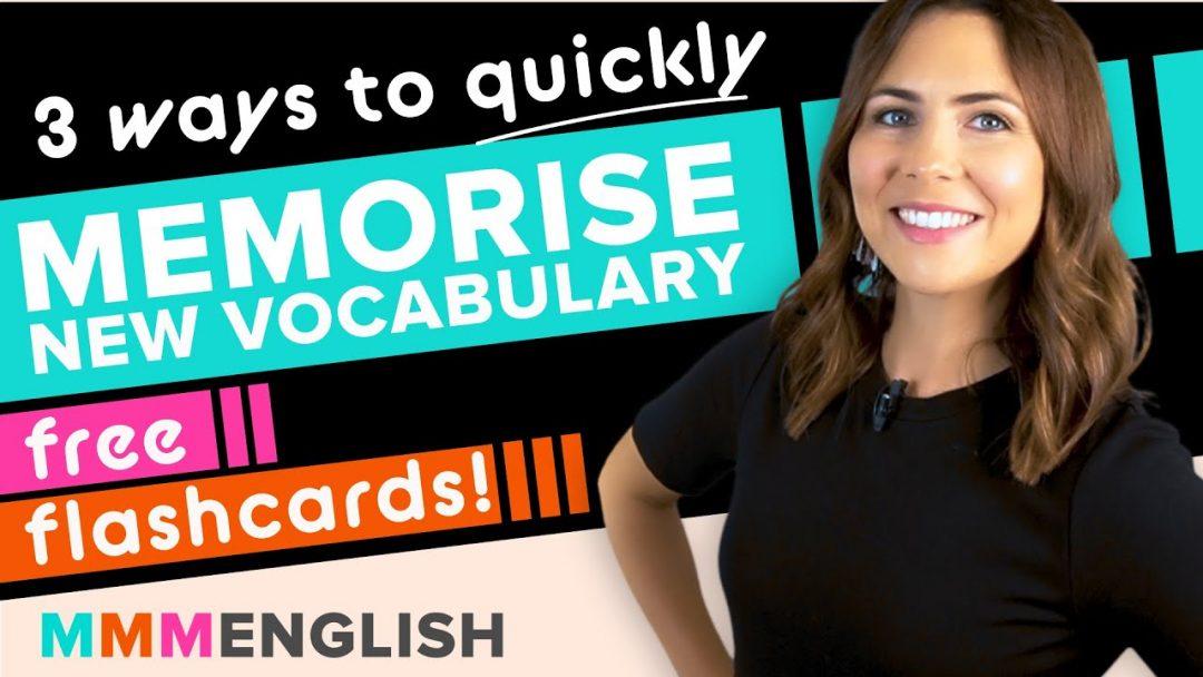 Learn Advanced Adjectives 3 Ways! English Vocabulary Skills