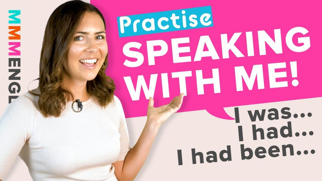 Speaking Practice Lesson | Tell A Great Story in English